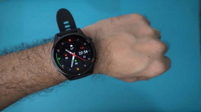 Xiaomi Mi Watch - почти идеальные умные часы
