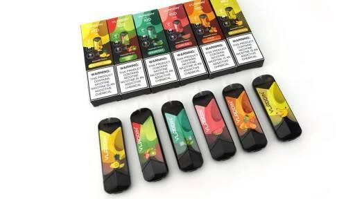 Одноразовые электронные сигареты VLADDIN RIO.